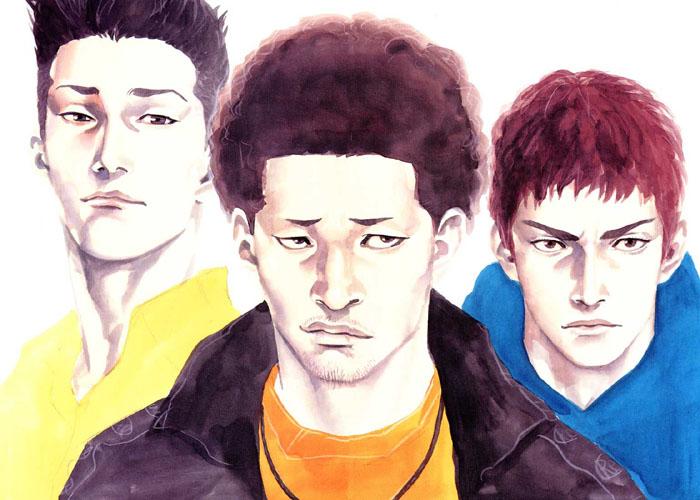 REAL main characters