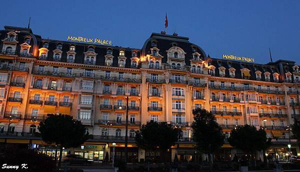 Fairmount Montreux Palace