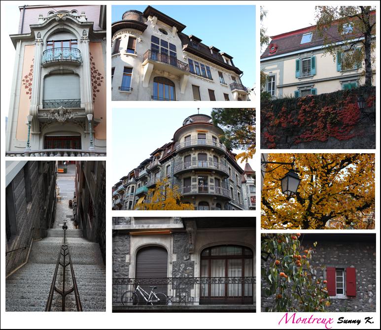 Montreux Street Scene