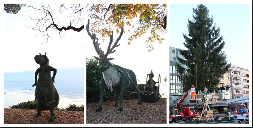 Xmas Tree and Interesting Statutes
