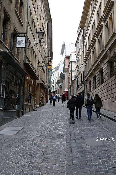 Oldtown Geneva