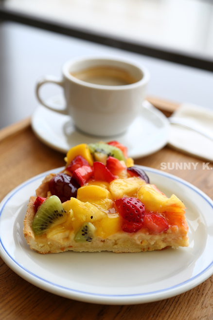 Manor Fruit Tart