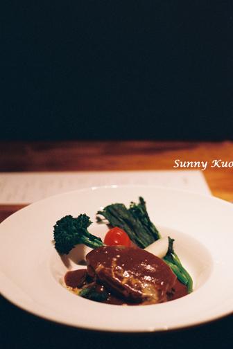 晚餐-燉牛肉