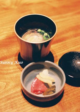 晚餐-蛤蠣湯