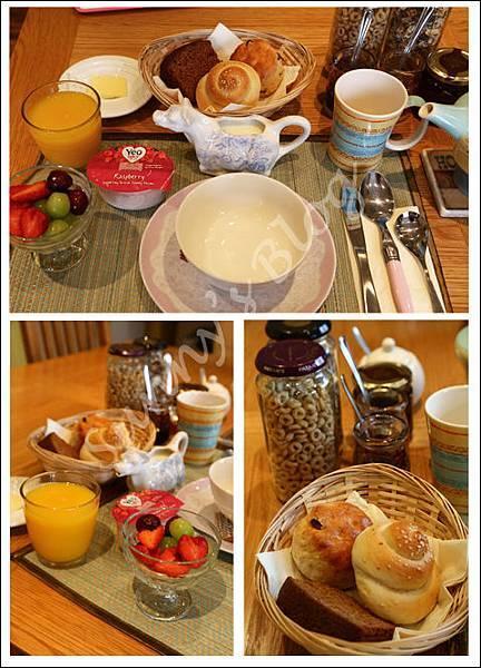 五色鳥與飛魚民宿早餐