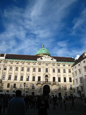 Hofburg皇宮.JPG
