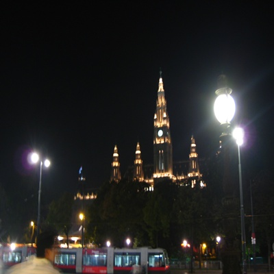 Rathaus at night-夜晚的市政廳.JPG