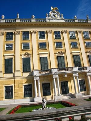 Schloss Schonbrunn熊布倫宮-1.JPG