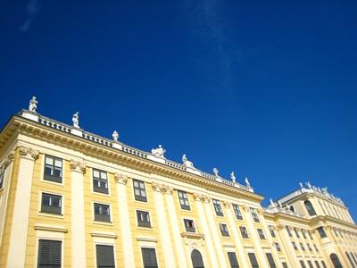 Schloss Schonbrunn熊布倫宮-2.JPG