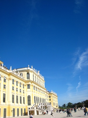 Schloss Schonbrunn熊布倫宮-3.JPG