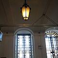 Schloss Schonbrunn熊布倫宮內部片窗.JPG