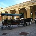 Schloss Schonbrunn熊布倫宮馬車-1.JPG