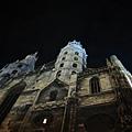 Stephansdom at night-夜晚的史蒂芬大教堂-3.JPG