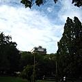 從Burggarten城堡花園望向Neue Burg新皇宮.JPG