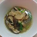 竹笙香菇雞湯