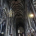 Inside of Stephansdom史蒂芬大教堂內部-1.JPG