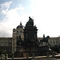 Maria Theresia Statute瑪莉特蕾莎像-1.JPG