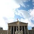 Parliment國會前雅典娜雕像-3.JPG