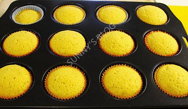 Cupcake base