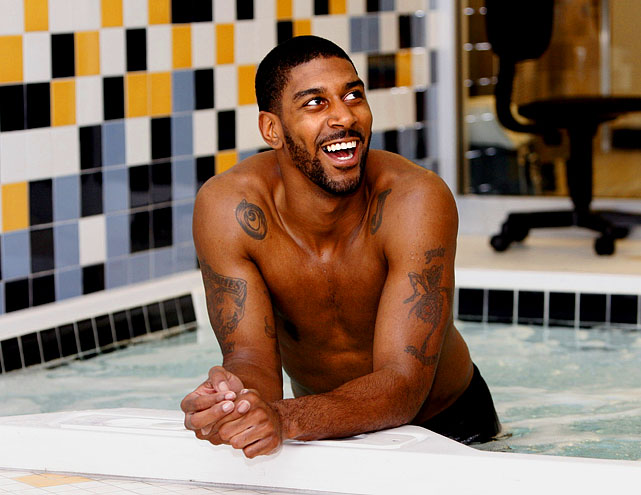 OJ Mayo Hot Tub
