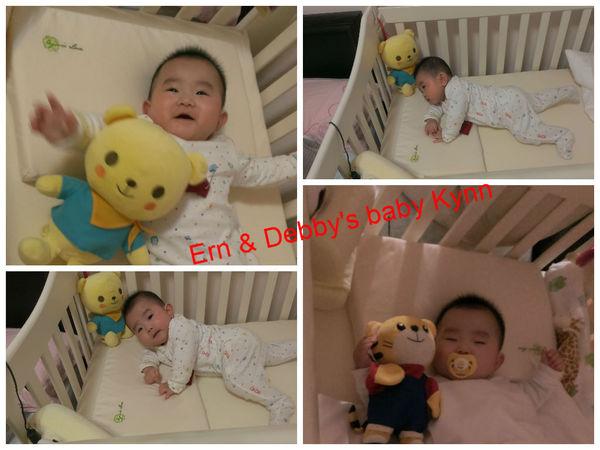Kynn寶寶和床墊