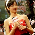 CANON印表機Show Girl Emily 蔡涵宜