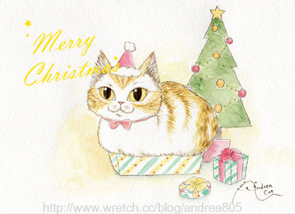 貓禮物酷卡