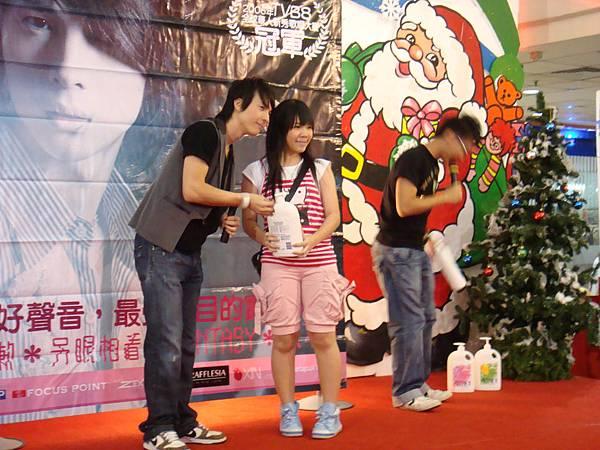 陈势安《隆重登场》专辑签唱会- Skudai Parade, JB