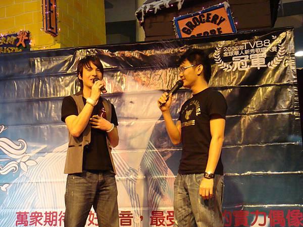 陈势安《隆重登场》专辑签唱会- IOI Mall, Kulai