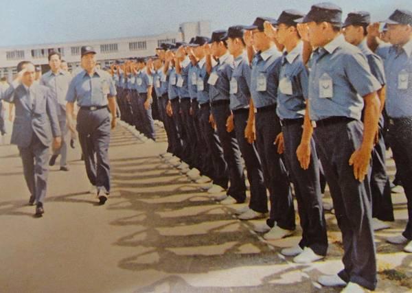 學生軍訓五十年(67年版)-44海青會沿革
