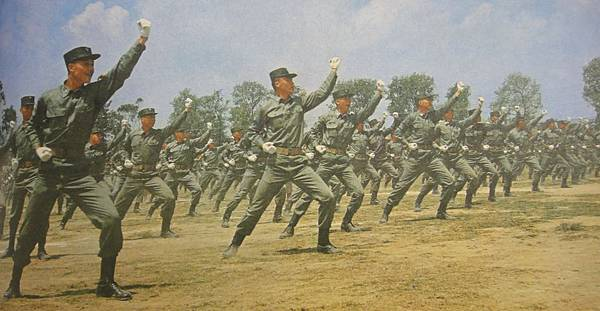 勝利之光6110-4第二屆莒光連隊陸軍(莒拳八趟拳)