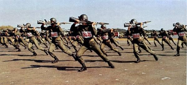 勝利之光7407-2國軍運動大會-刺槍術