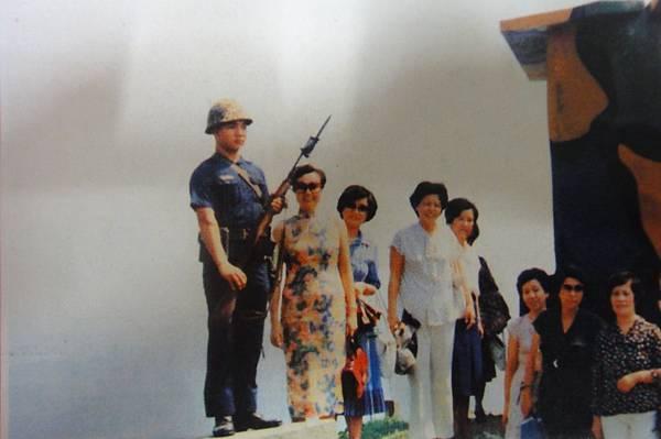 軍民一家7012-1警總海防藍制服