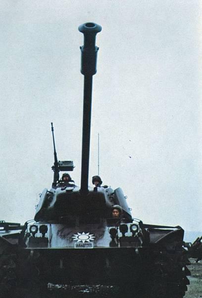 中國聯勤月刊6510-2-65式戰車-1