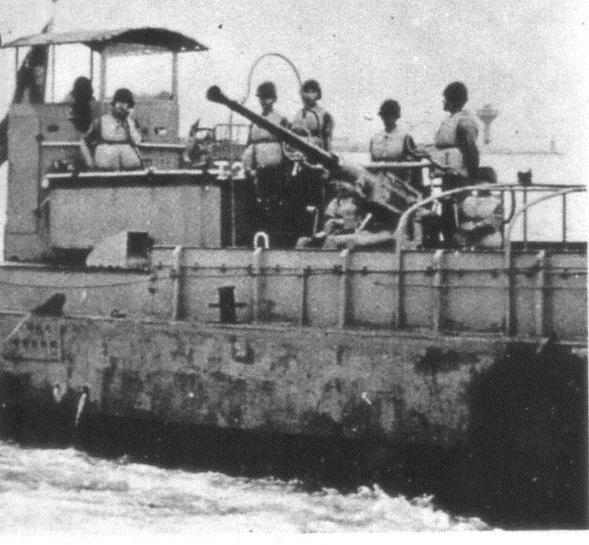 中國陸軍畫刊5707-3船舶連40砲-2