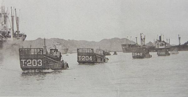勝利之光5802-1陸軍船舶營