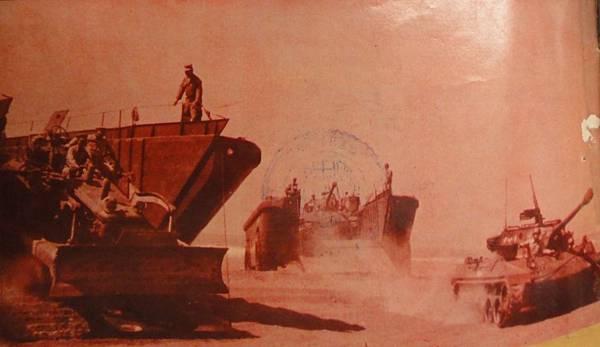 中國陸軍畫刊5112-1大拉克