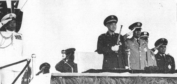 勝利之光5611-5南京演習老蔣