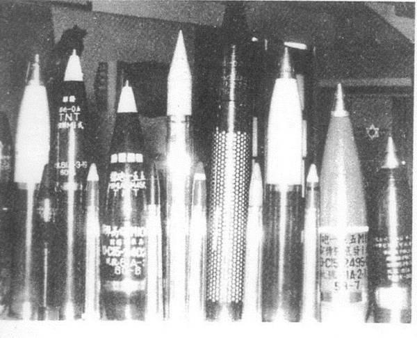 中國陸軍畫刊6502-5聯勤自製各式砲彈建新計畫