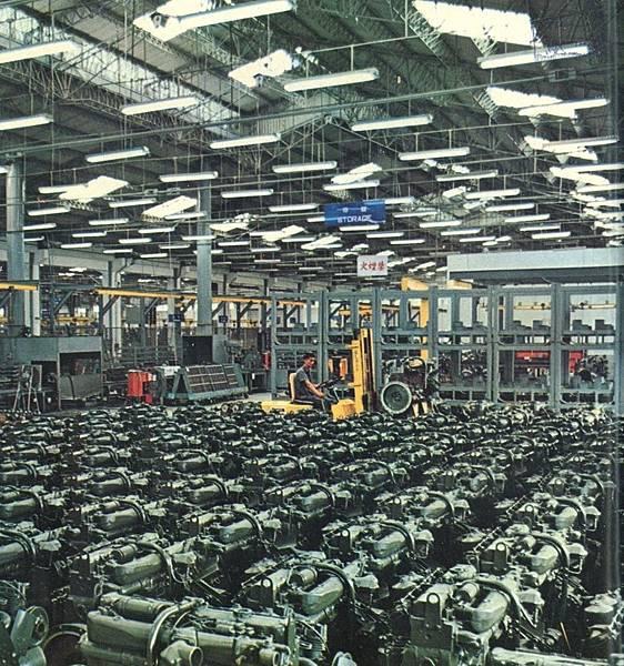 中國聯勤月刊5911-軍車發動機廠建新18號