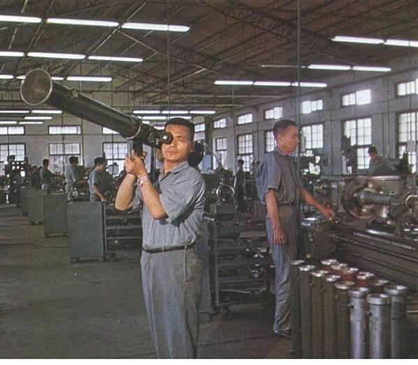 中國聯勤月刊5912自製國造3.5吋火箭筒建新11號