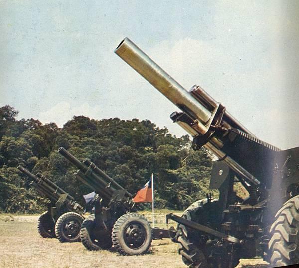 中國聯勤月刊6610-3國造63式105榴65式155榴建新41號