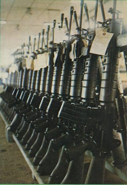 中國聯勤月刊6901-3-65式步槍建新44號