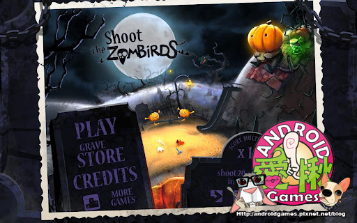 Shoot The Zombirds2