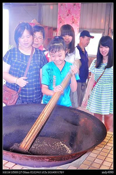20140713花蓮富里雞鳴園炒米香2