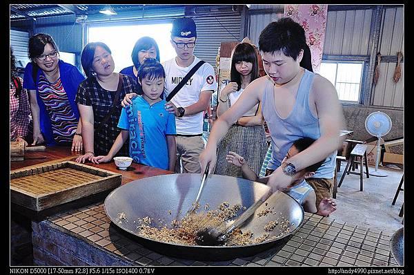 20140713花蓮富里雞鳴園炒米香5