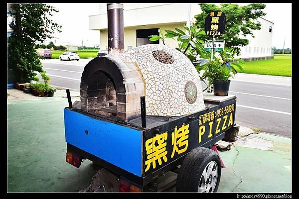 20160618苑里灣麗手工窯烤披薩1