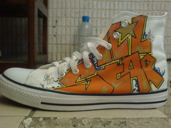 我的新愛鞋子