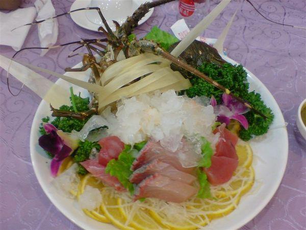 龍蝦生魚片.JPG