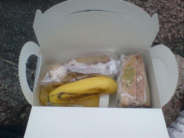 早餐...公司免費提供...